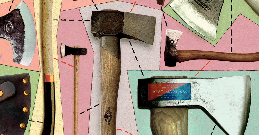 Our Lives in the Time of Extremely Fancy Axes