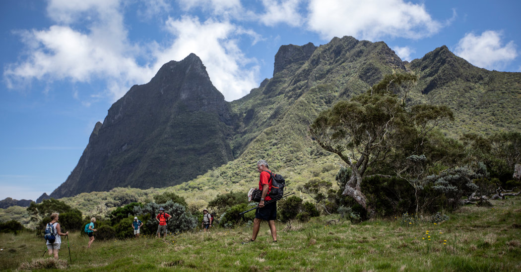 Why Hiking Beats Surfing on Réunion Island (Hint: Sharks!)