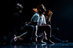 'Ghostly architecture and transformed objects' inform dance piece Bygones