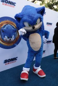 Sonic the Hedgehog to Help Celebrate the 10th Anniversary of the 2010 Vancouver Olympic Winter Games