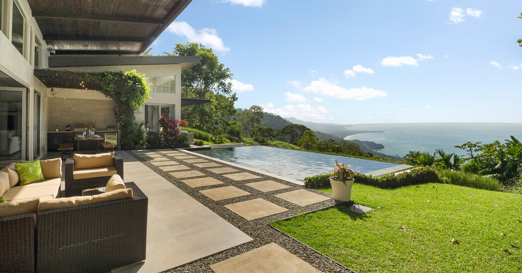 House Hunting in Costa Rica: A Slice of Oceanside Paradise for $1.1 Million