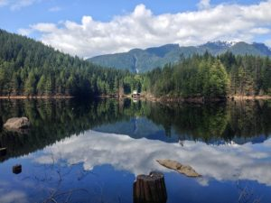 December's Vancouver Hike of the Month: Buntzen Lake